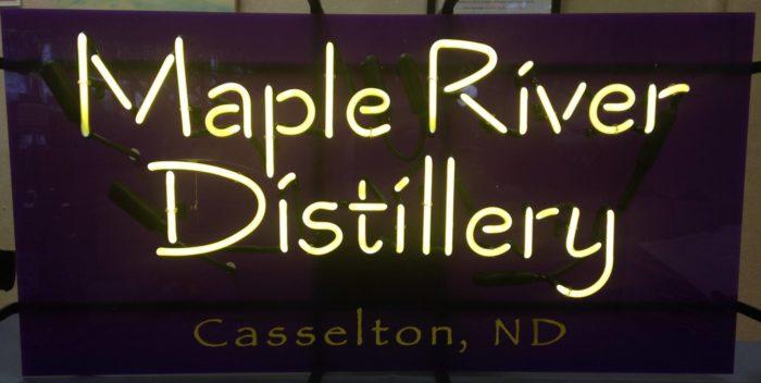 5. Maple River Winery - Casselton