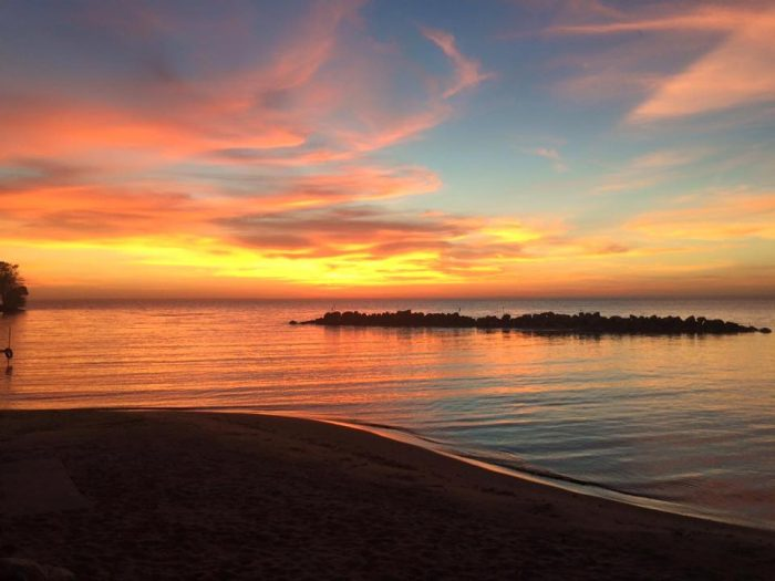 11. Mille Lacs is a fan-favorite, but any MN lake can be a wonderful spot to watch a sunset.
