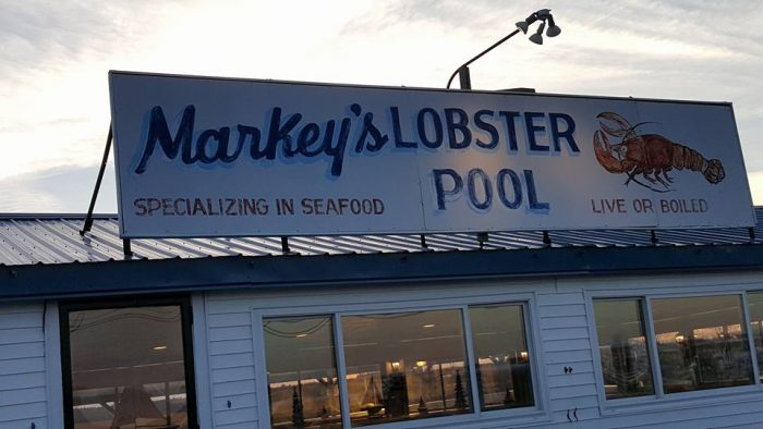6. Markey's Lobster Pound, Seabrook