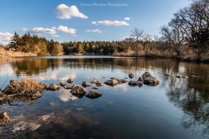 1. Wildwood Lake, near Agnew