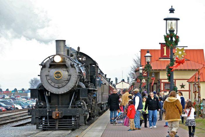 5. Strasburg Railroad