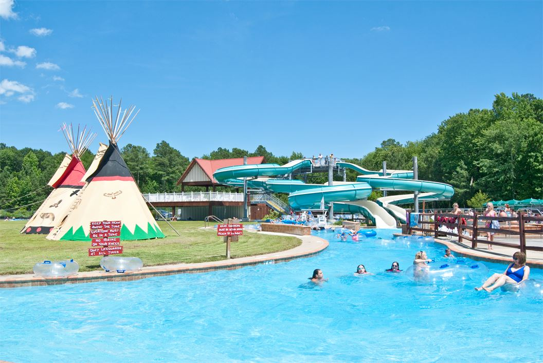 These 6 Waterparks In Maryland Are Amazing