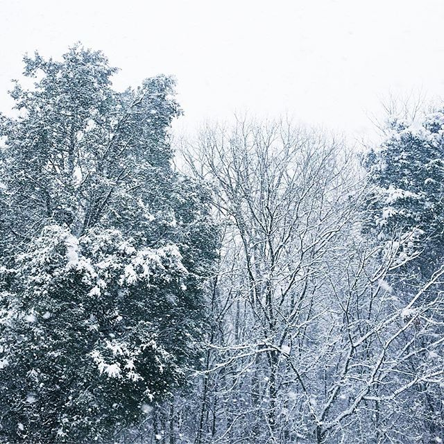 6. Snow sounds real good at the cusp of a heat wave, right?