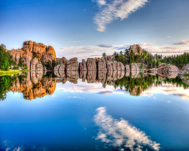 South Dakota: Sylvan Lake