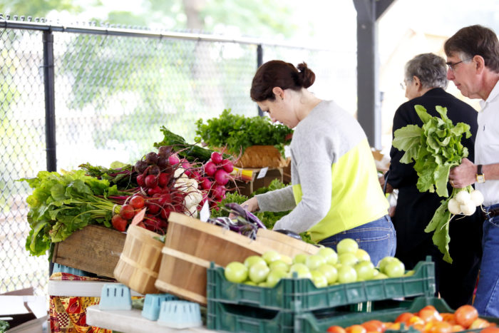 8. So are farmers markets and farm stands. Getting to know the person who grew your produce is truly incredible.