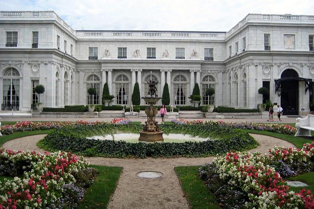 5. Rosecliff Mansion, Newport
