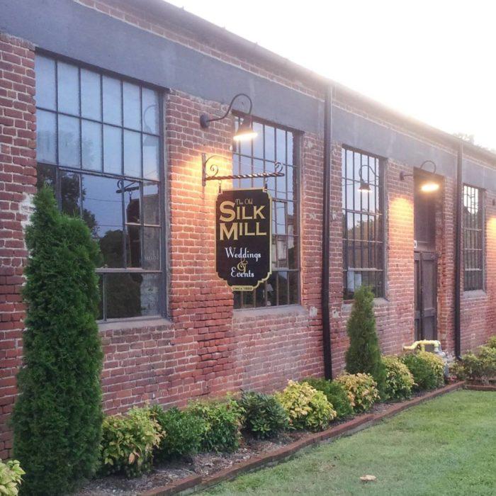 3. The Inn at the Olde Silk Mill (Fredericksburg)