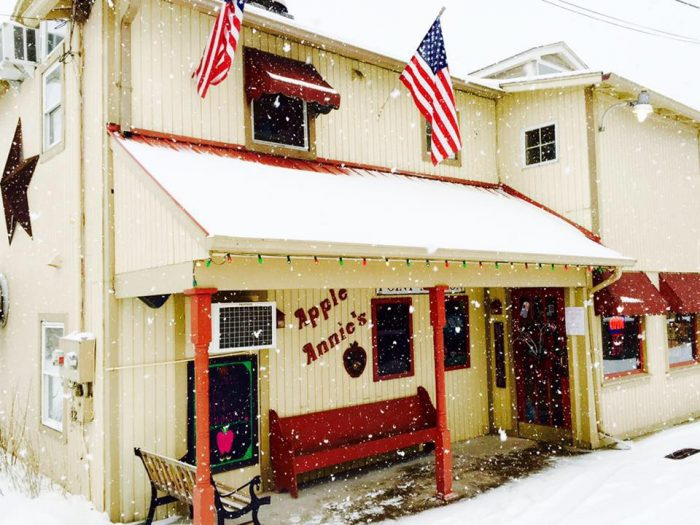 8. Apple Annie's, Port Marion