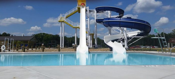 4.  Crenshaw Springs Water Park (White Hall)