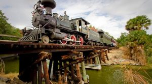 This Epic Train Ride In Florida Will Give You An Unforgettable Experience