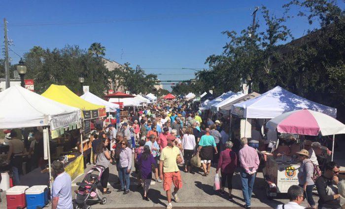 6. Sarasota Farmers Market