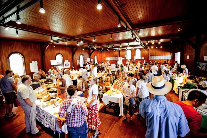 6.  Vermont Cheesemakers Festival – July 17, Shelburne
