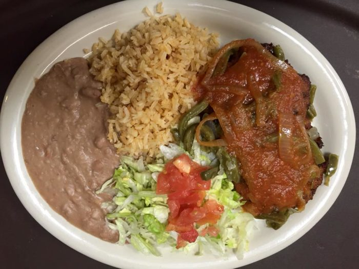 9. Amaya's serves REAL Mexican food, but sometimes with a Texan twist. Their breakfast tacos are delicious, but lunch and dinner are just as amazing.