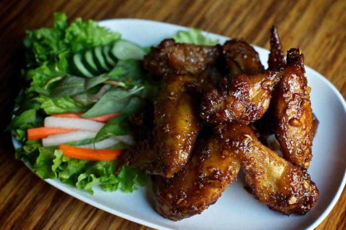 2. Ike's Vietnamese Chicken Wings from Pok Pok