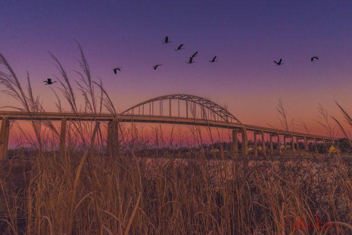 2. The Chesapeake & Delaware Canal