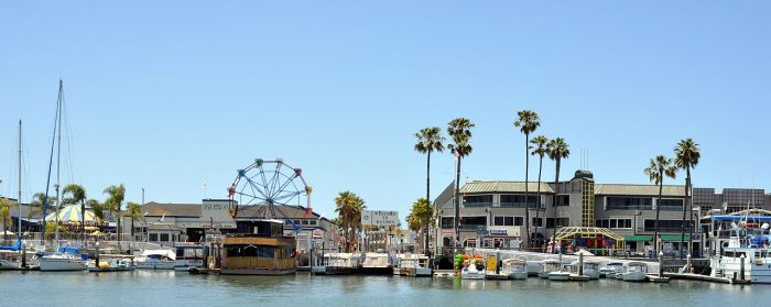 7. Balboa Fun Zone in Newport Beach