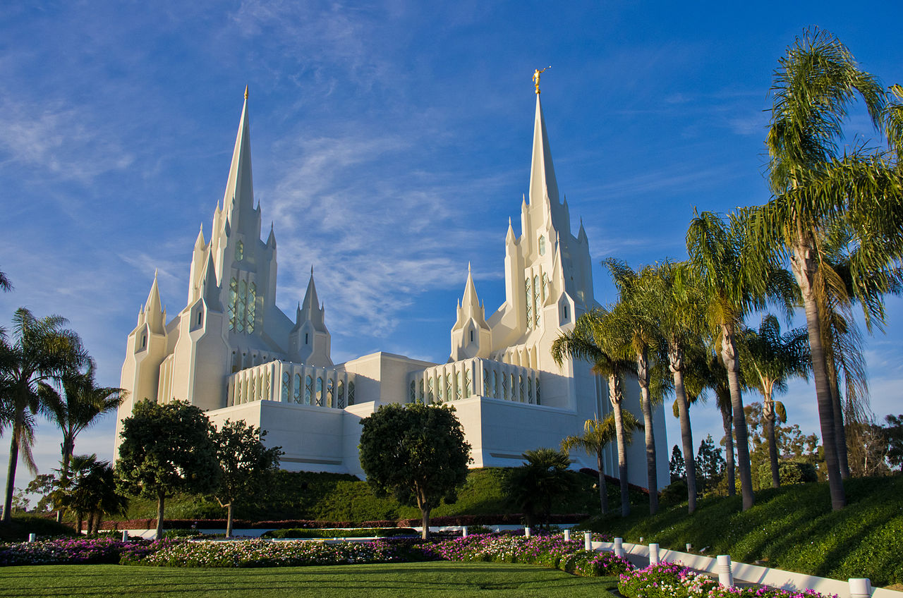 10 Beautiful Churches In Southern California
