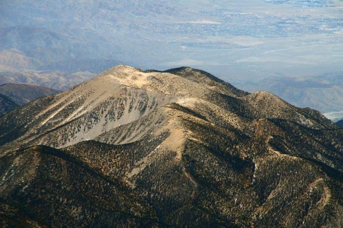 2. Mt. San Gorgonio -- San Bernardino Mountains