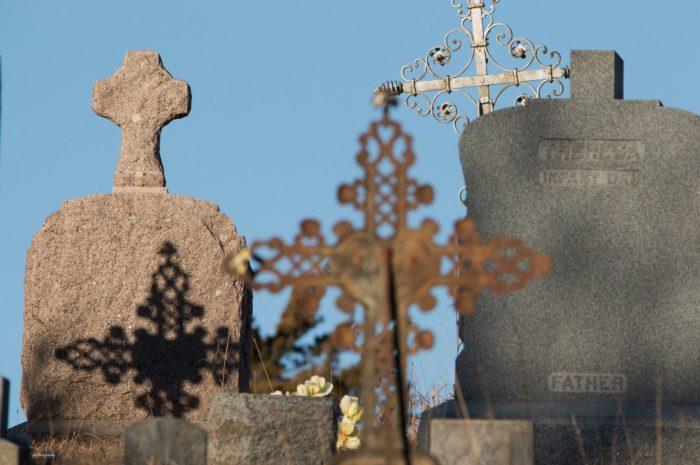 9. St. Michael's Cemetery, Spalding