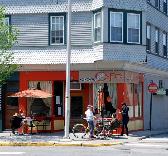 The Corner Cafe Newport Ri
