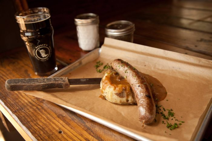 15. Where do you go for the best bangers, beer, and live music in Austin? Banger's...of course!