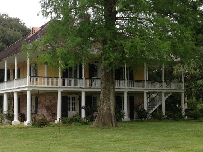 This is Mary Plantation today, which did recover from the storm.