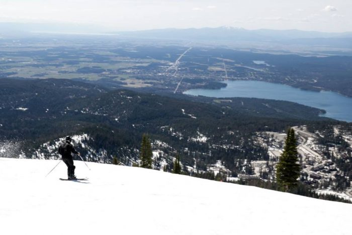 13. Whitefish Mountain Resort