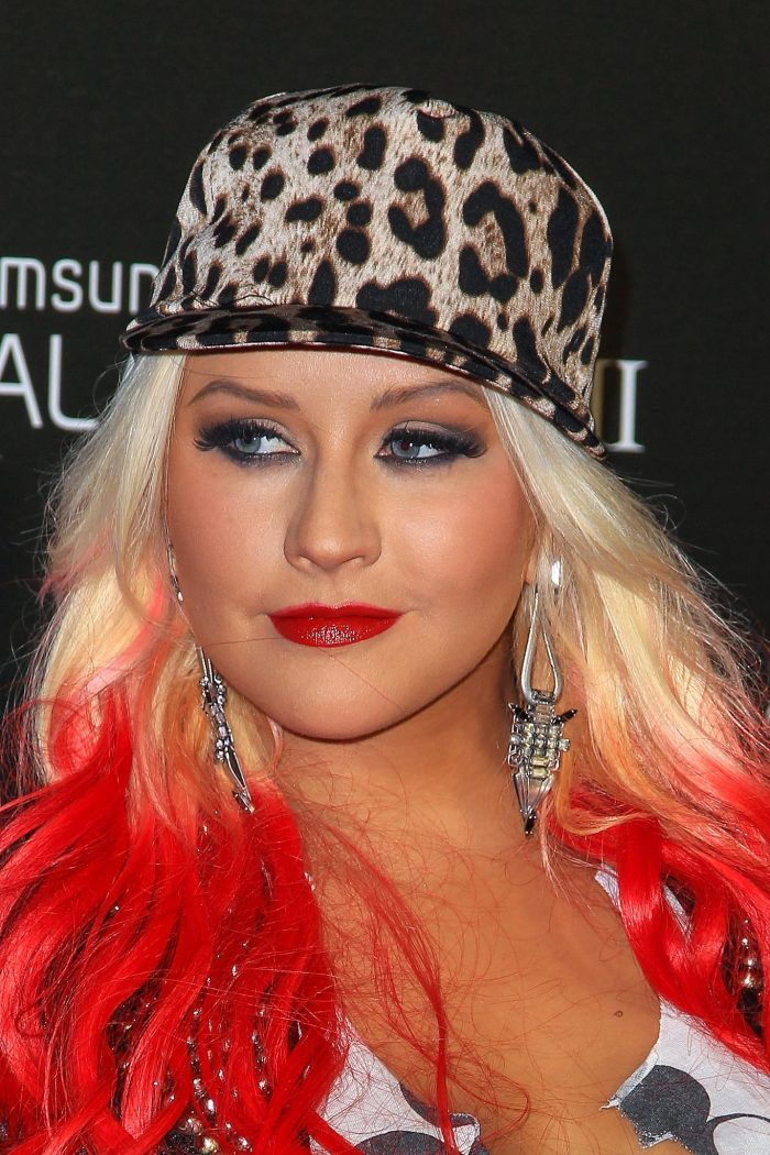 12. Christina Aguilera - Singer/Songwriter/Music Producer