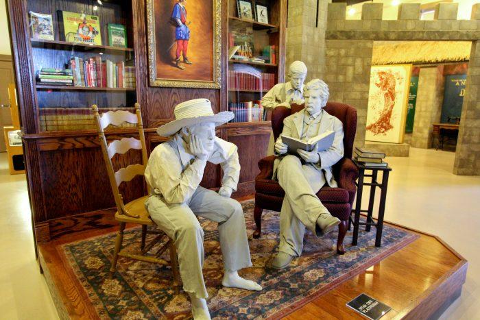 13. The Mark Twain Boyhood Home & Museum
