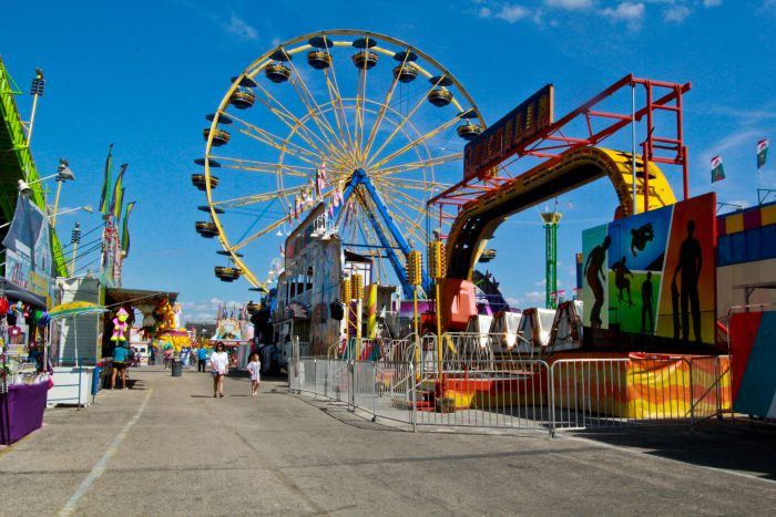 13. Attend the Missouri State Fair.