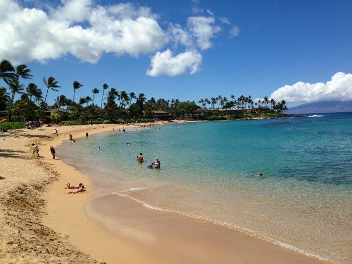 13. Napili Bay, Maui