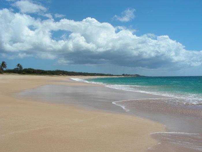 13. Papohaku Beach
