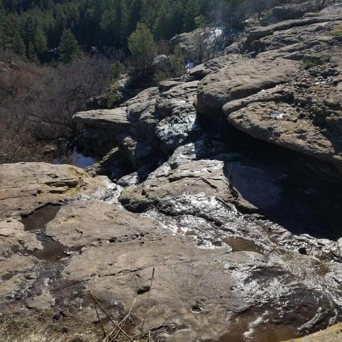 10. Mitchell Creek Canyon (Castle Rock)