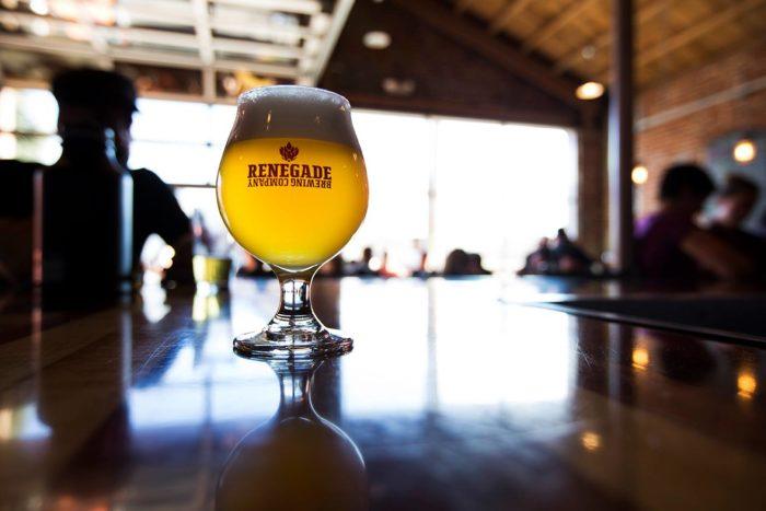 9. Renegade Brewing Company