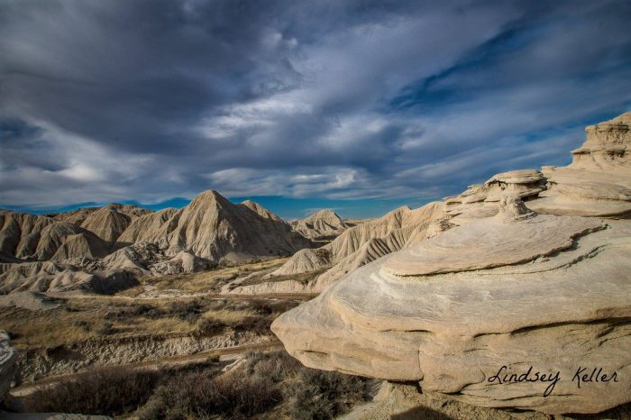 9. The rock formations in Toadstool Geologic Park were definitely invented in someone's active imagination, right?