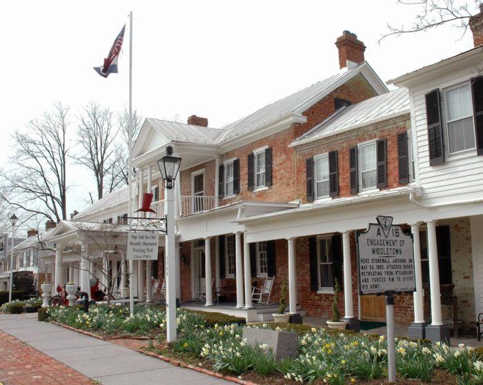 9. Wayside Inn (Middleton)