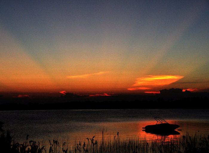 7. Buchanan Lake