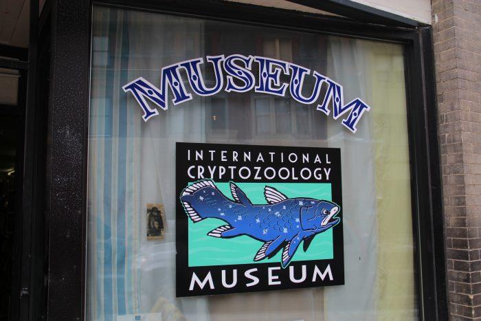 4. International Cryptozoology Museum, Portland