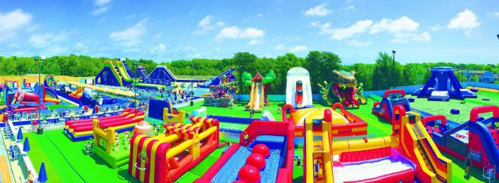 5. Cape Cod Inflatable Park, West Yarmouth