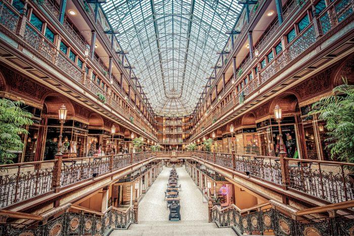 11. The Arcade Cleveland
