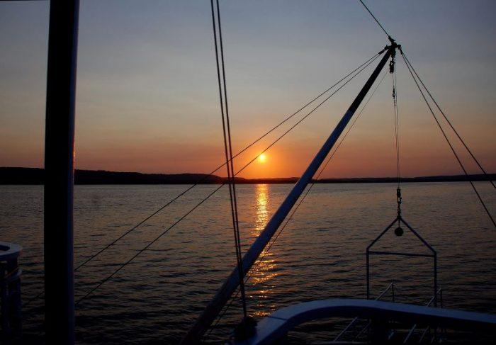 12. Mississippi River Cruise
