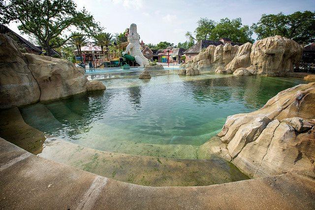 5) Audubon Park and Audubon Zoo
