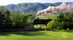 4 Epic Train Rides In Virginia That Will Give You An Unforgettable Experience