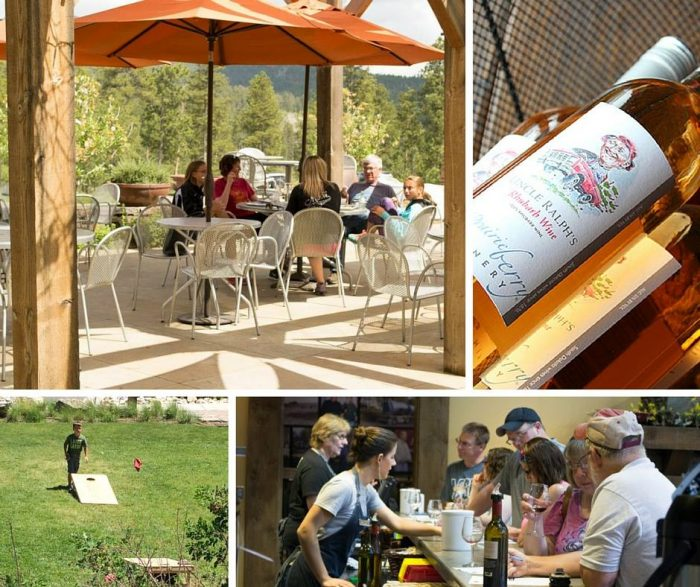 1. Prairie Berry Winery in Hill City