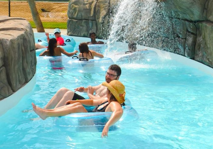 14. Parrot Island Waterpark