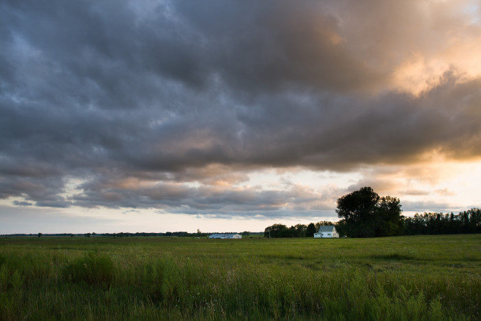 2. Even in stormy weather, MN's beauty shines through.