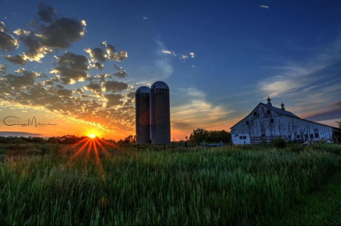 17. This Lancaster County farm looks like something you might dream up when you think of home.