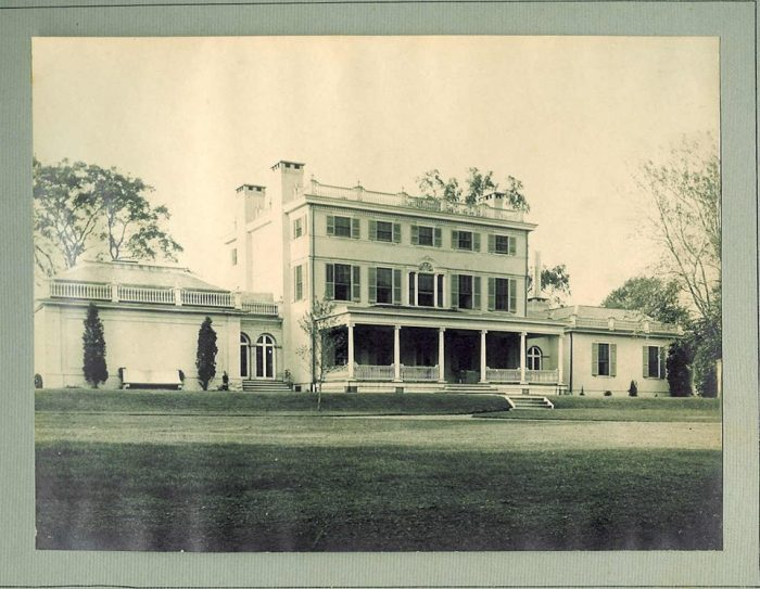 7. The Pen Ryn Estate in Bensalem, where neighbors receive ghostly visitors every Christmas Eve.