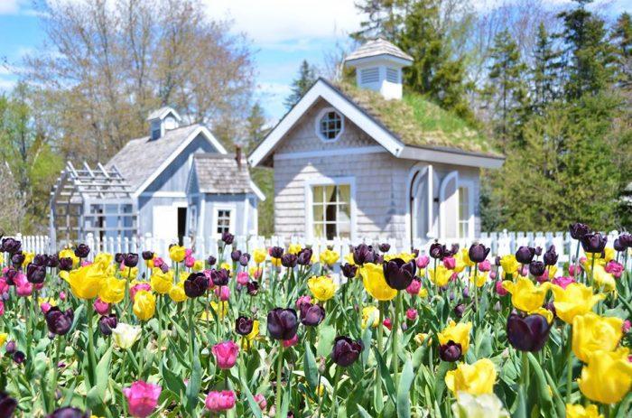 1. Visit Coastal Maine Botanical Gardens for free.