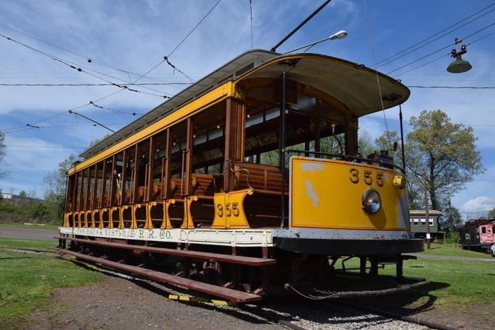 7. Connecticut Trolley Museum (East Windsor)